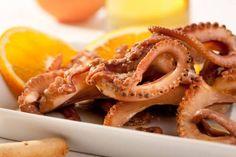 Moscardini all'arancia. #Star #ricette #ricettedastar #food #recipes #yummy #foodporn #delicious #foodie #eat #foodgasm #foodpic #cookin #pesce #fish
