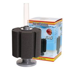 SeaPora Breeder Sponge Filter - 136 - ON SALE! http://www.saltwaterfish.com/product-seapora-breeder-sponge-filter-136