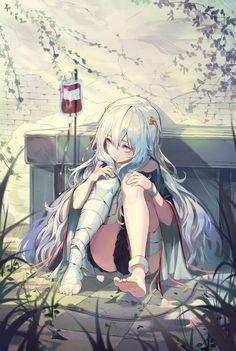 Hunting anime is a great place to get your anime products and cosplay with free worldwide shipping Anime Neko, Ange Anime, Manga Kawaii, Manga Anime Girl, Anime Girl Drawings, Anime Angel, Kawaii Anime Girl, Anime Girls, Sad Anime