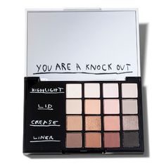 Sonia Kashuk® Knock Out Beauty Smokey Eye Palette - Shadow Box .34oz