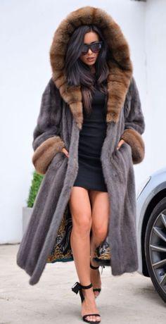 Meilleures Fourrure Manteau Fashion Fur Tableau Du Images 58 4XnfxwdqTT