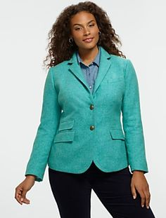 Talbots - Shetland Jacket | Jackets | Woman $60 marked down
