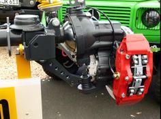 Image result for land rover defender portal axles