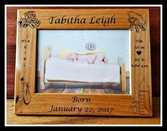 Baby Picture Frame Announcement Stork Baby Bottle Baby Blocks #newborn #newmom #newdad #itsaboy #itsagirl #babypicture #babypictureframe #personalizedgift #customengraved  #bestofetsy #etsygifts #giftguide #giftidea  #uniquegift #shopetsy