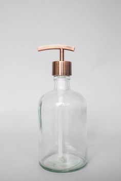 Soap Dispenser with Copper Hand Pump – Umba