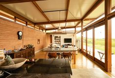 1st Apartment, Rammed Earth, Earth Homes, Pilot, Conference Room, Architecture, Gallery, Table, Furniture