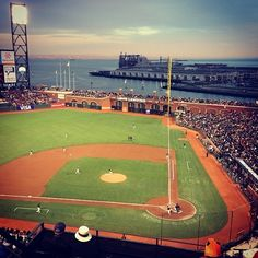 #mlb #baseball #sfgiants this is going to be our view. 8/24/13. Can't wait! :)