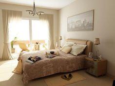 Komfortable, Moderne Haus Schlafzimmer Design #Schlafzimmermöbel #dekoideen  #möbelideen