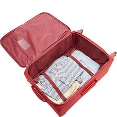 Delsey Luggage Dauphine Carry On and 23 Inch Spinner Luggage Set