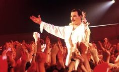 Best know as the outrageously flamboyant front man for the rock group QUEEN. Freddie Mercury was unquestionably one of the most talented singer-song writer's of the 20th century.