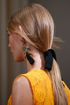 Six Heatwave-Proof Summer Ponytails - Best Hairstyles | British Vogue