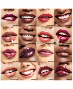 Lipstick Swatches, Lipstick Colors, Lip Colors, Lipsticks, Lipstick Shades, Lipstick For Dark Skin, Brown Lipstick, Liquid Lipstick, Fall Lipstick