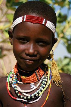 ethiopia-LIQUID PHOTOGRAPHY: ARBORE GIRL