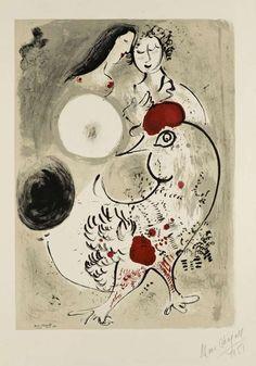La mostra di Marc Chagall a Roma al Chiostro del Bramante | Blog viaggi Roma