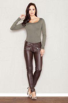 Brown Figl Pants&Leggings