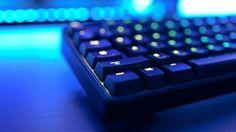 Closeup of the stunning #TteSPORTS POSEIDON Z RGB  Credit: FuryPixel