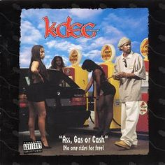 Impossible to find on CD (for less than $40) or a mp3 download link.  Great production by Ice Cube's entourage w/ one of the funniest album titles - Ass, Gas or Cash (no one rides for free)