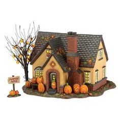 Department 56 Halloween - A Shop For All Seasons