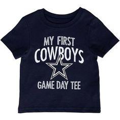 f67411b95 Dallas Cowboys Infant My First T-Shirt – Navy Blue