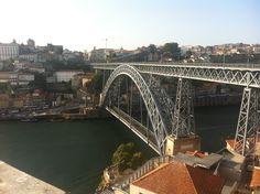 Puente de Dom Luis, Porto