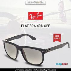 Rayban Sunglasses Flat 30-40% off
