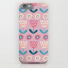 Tulips iPhone & iPod Case by Valendji | Society6