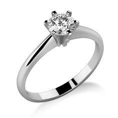 Inel de logodna cu diamant DR051-7W-050J238