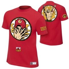 "John Cena ""U Can't C Me"" Authentic T-Shirt"