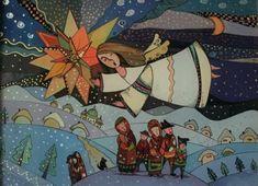 Дух и колорит украинской культуры. Художница Натали Курий-Максымив - Блог Три и ночка