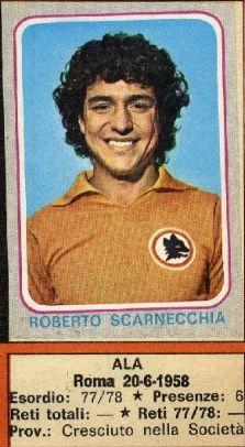 As Roma, Baseball Cards