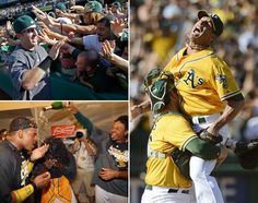 Oakland A's - 2012 AL West Division Champions!!! Yea baby!!