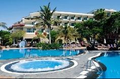 Holiday to Sensimar Natura Palace in PLAYA BLANCA (SPAIN) for 11 nights (HB) departing from BRS on 22 Oct: Twin Room with Balcony for 2…