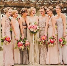 March bridesmaid dress colors 2018