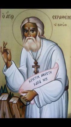 Orthodox Christianity, Orthodox Icons, Pray, Graphic Sweatshirt, Baseball Cards, Books, Saints, Religious Pictures, Libros