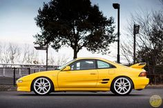Toyota MR2, MkII, SW20, produced from 1989 to 1999, 2.0 litre 4 cylinder and 2.0 litre turbo 4 cylinder.