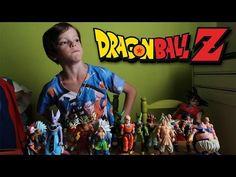 MI COLECCION DE DRAGON BALL Z - ThiagoIUTU - YouTube