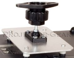 Projector-Gear Projector Ceiling Mount for SHARP XR-41X Aircraft-Grade Aluminum (6061-T6) Mounting Plate. Fully Adjustable Ball Joint Design. Includes All the Necessary Hardware for Installation. Easy to Follow Illustrated Instructions. Made in the USA.