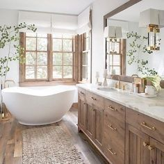 Dear Florida Farmhouse, I think Saran Wrap under the toilet seat may be one of the worst April Fool's Day pranks! Bad Inspiration, Bathroom Inspiration, Bathroom Ideas, Bathroom Trends, Bathroom Designs, Interior Inspiration, Dream Bathrooms, Beautiful Bathrooms, Country Bathrooms