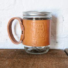 The Aviator Mug - Made Here Y'all - Honey