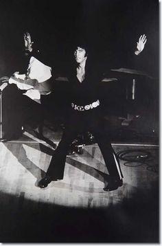 Elvis Presley In Concert 1969