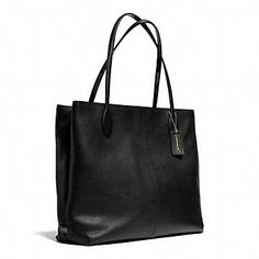 Coach :: LEATHER TOTE