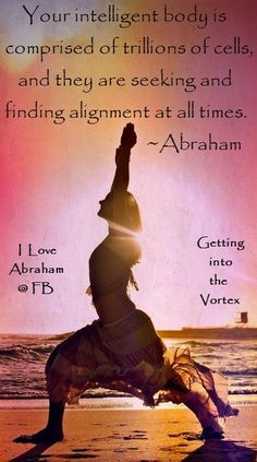 When you are in the ~ Now ~ the flow ~ you are in perfect alignment! Lightbeingmessages.com
