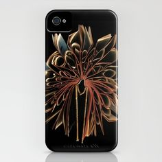 Book Flower iPhone case