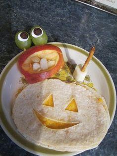 Halloween healthy treats  art and soul preschool