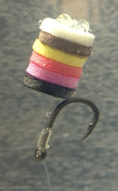ZIG RIG FOAM EASY STACK COLOURS TO CREATE YOUR OWN 'ZIG BITS'