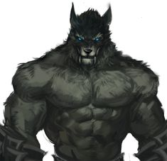 Fantasy characters, fictional characters, male furry, furry art, mythical c Furry Wolf, Furry Art, Fantasy Character Design, Character Art, Werewolf Art, Vampires And Werewolves, Fantasy Races, Furry Drawing, Character Design