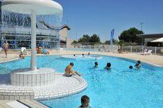 Centre aquatique Palmilud près de La Rochelle : Toboggan, piscine intérieure et extérieure, jaccuzi... | Pays Rochelais Charente-Maritime Tourisme #charentemaritime | #piscine | #famille | #loisir | http://www.en-charente-maritime.com/organiser-sejour/sorties/faire/activites/parc-aquatique-et-de-loisirs-palmilud-perigny-0