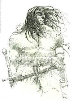 Conan. Roger Cruz