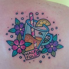 tattoo Kelly McGrath glass