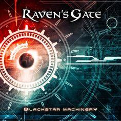 """Hoy en portada: RAVEN'S GATE presenta su nuevo disco """"Blackstar machinery"""""""